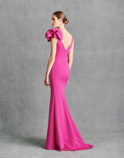 Vestidos de Fiesta 2020 - Silvia Fernandez Atelier - IBIZA - detrás
