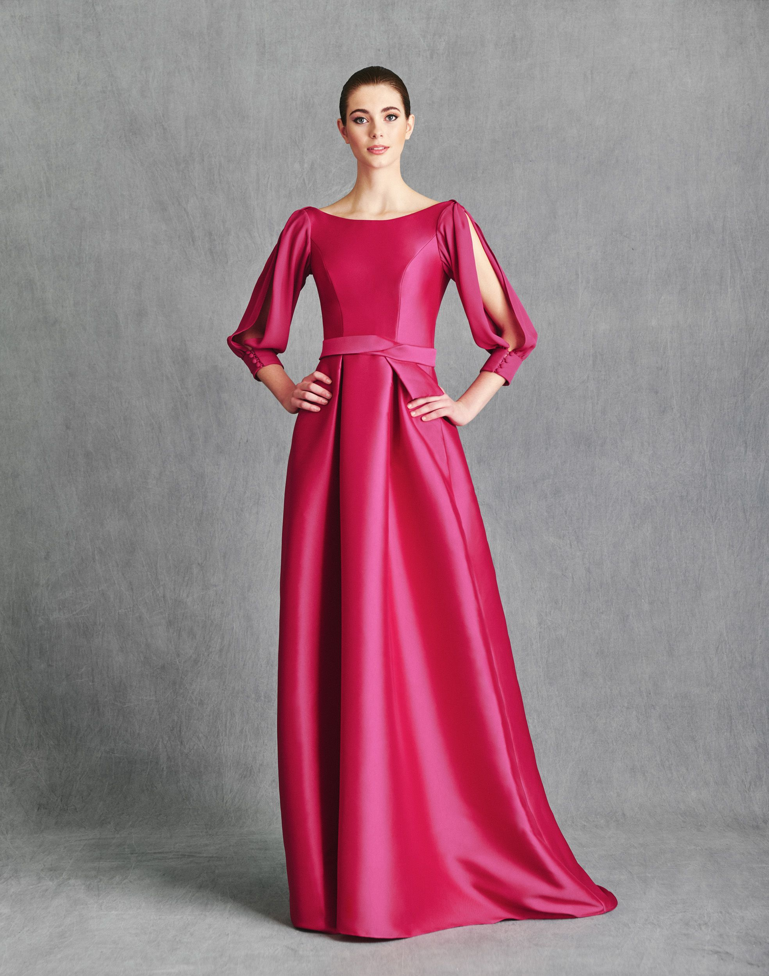 Vestidos de Fiesta 2020 - Silvia Fernandez Atelier - ILUSTRE