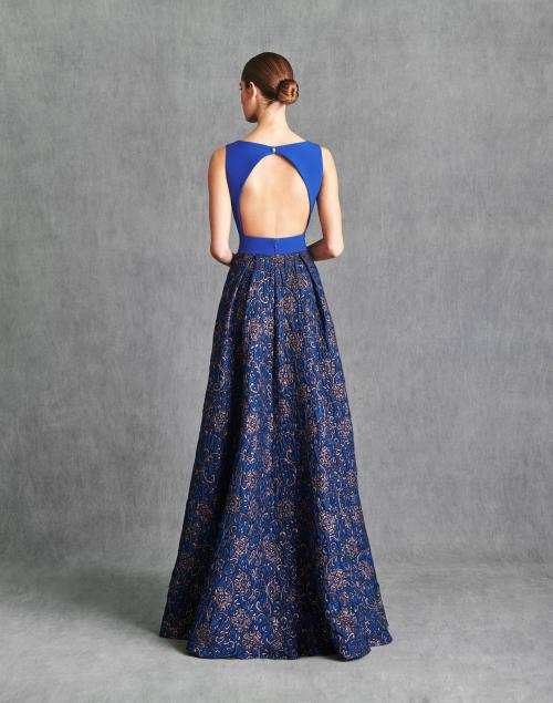 Vestidos de Fiesta 2020 - Silvia Fernandez Atelier - INDONESIA - detrás