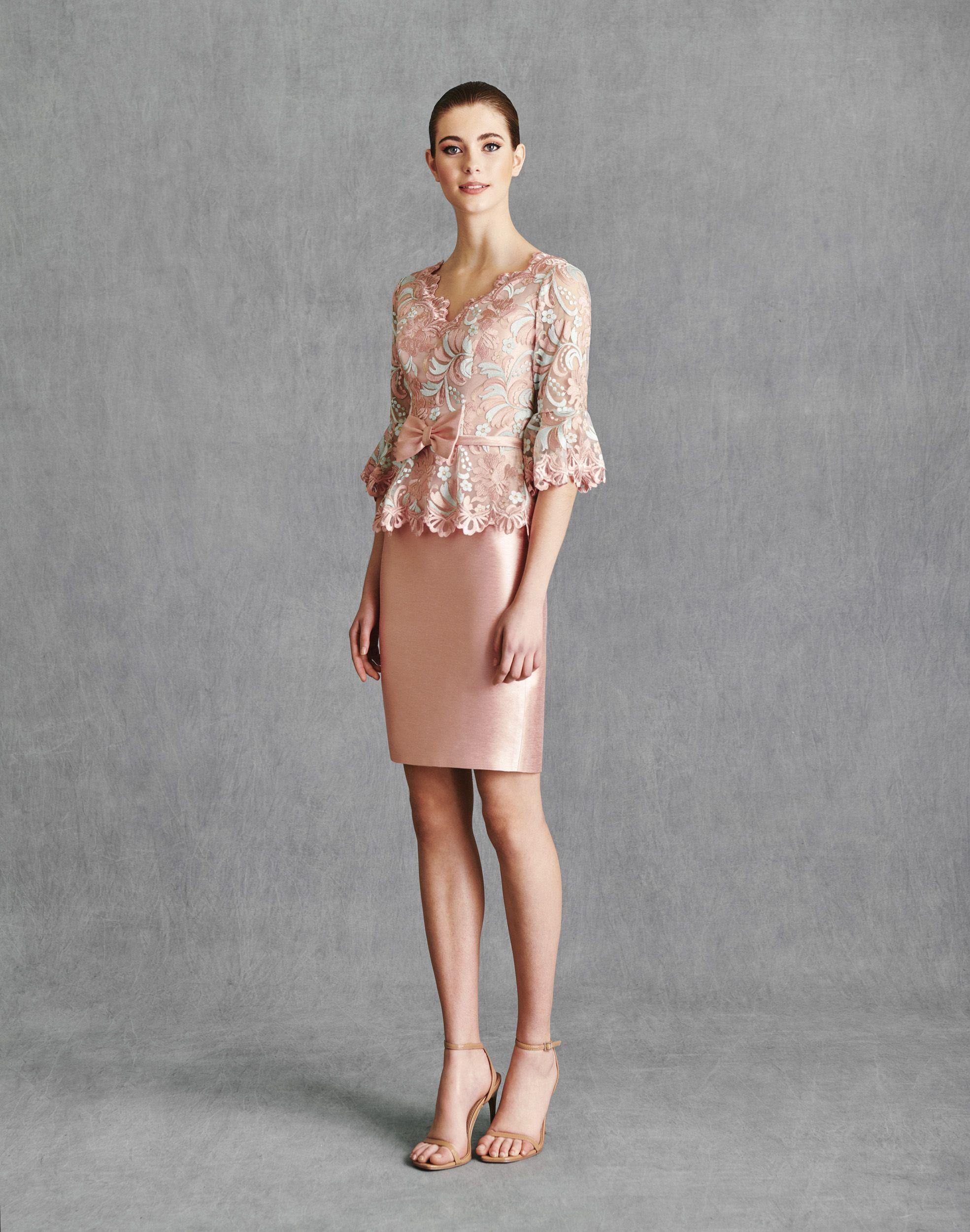 Vestidos de Fiesta 2020 - Silvia Fernandez Atelier - INGRID