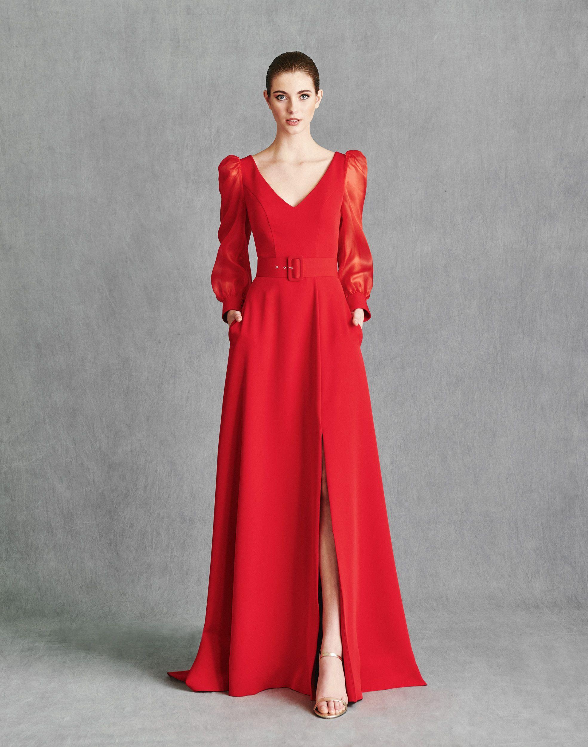 Vestidos de Fiesta 2020 - Silvia Fernandez Atelier - IRATI