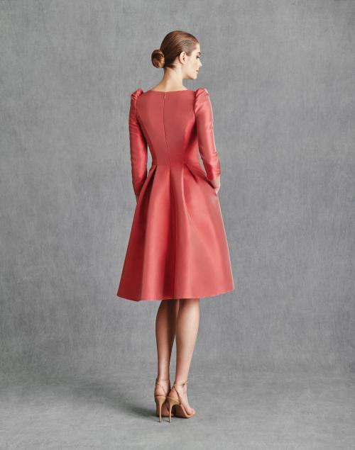 Vestidos de Fiesta 2020 - Silvia Fernandez Atelier - IRMA - detrás