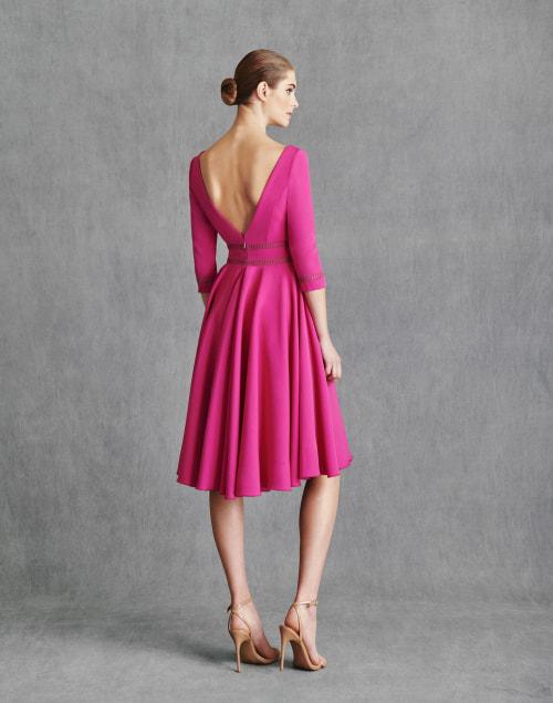 Vestidos de Fiesta 2020 - Silvia Fernandez Atelier - ISRAEL - detras