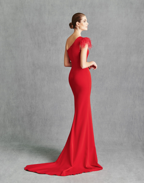 Vestidos de Fiesta 2020 - Silvia Fernandez Atelier - ITALIA - detras