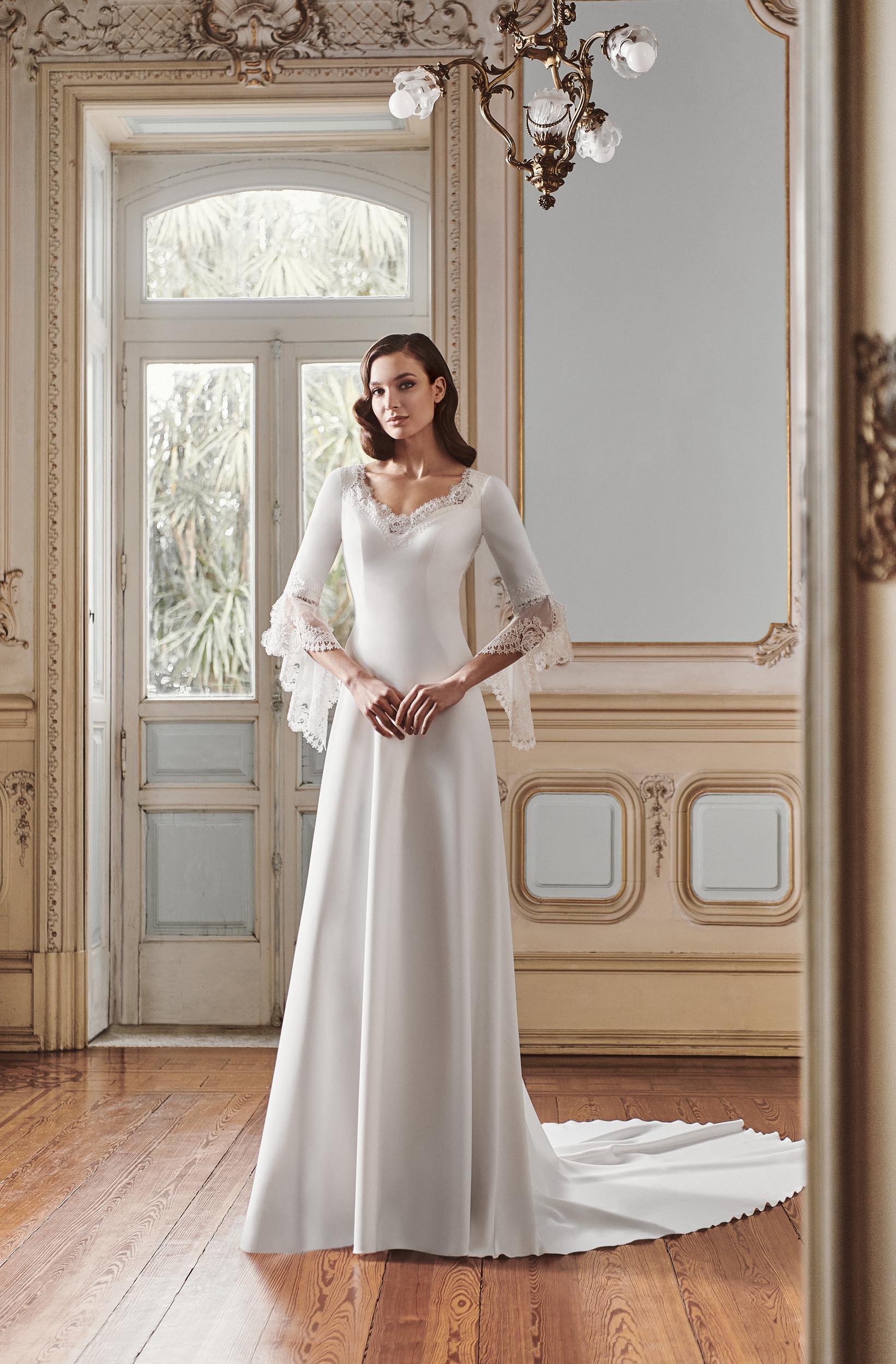 Vestido de novia 2021 - Laguna