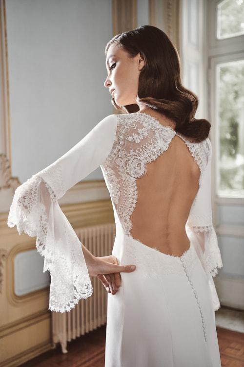 Vestido de novia 2021 - Laguna - detalle