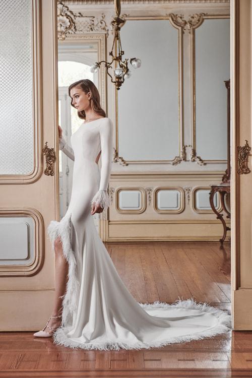 Vestido de novia 2021 - Lahore