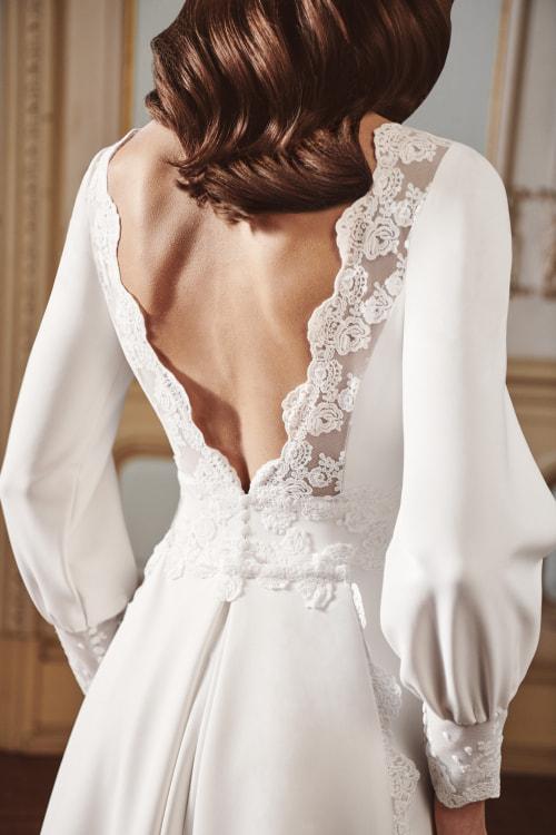 Vestido de novia 2021 - Lanza - detalle