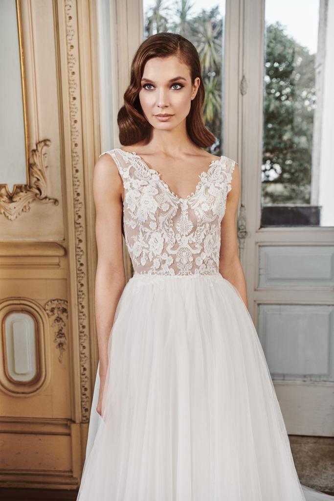 Vestido de novia 2021 - Laos - detalle 2