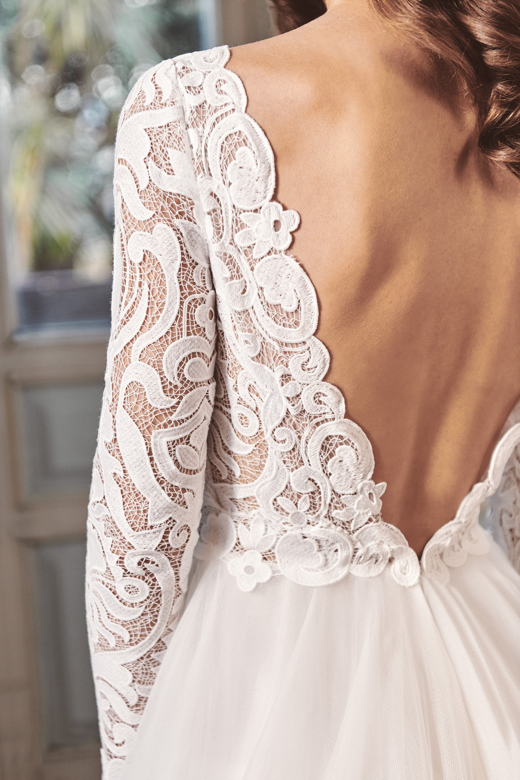 Vestido de novia 2021 - Lapiz - detalle