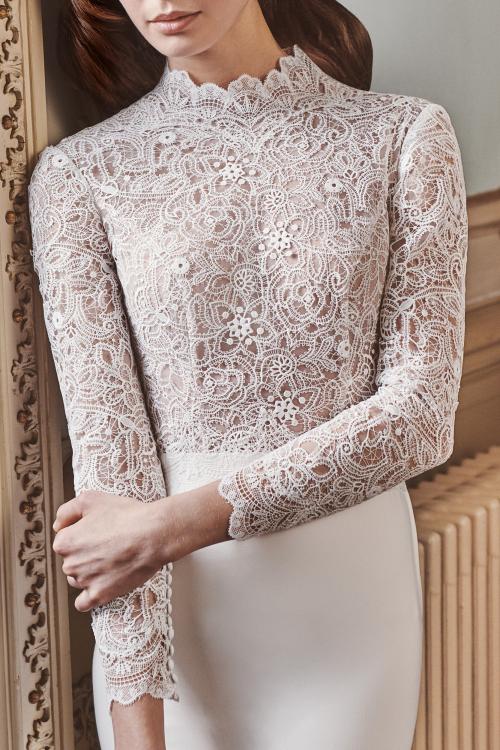 Vestido de novia 2021 - Lara - detalle