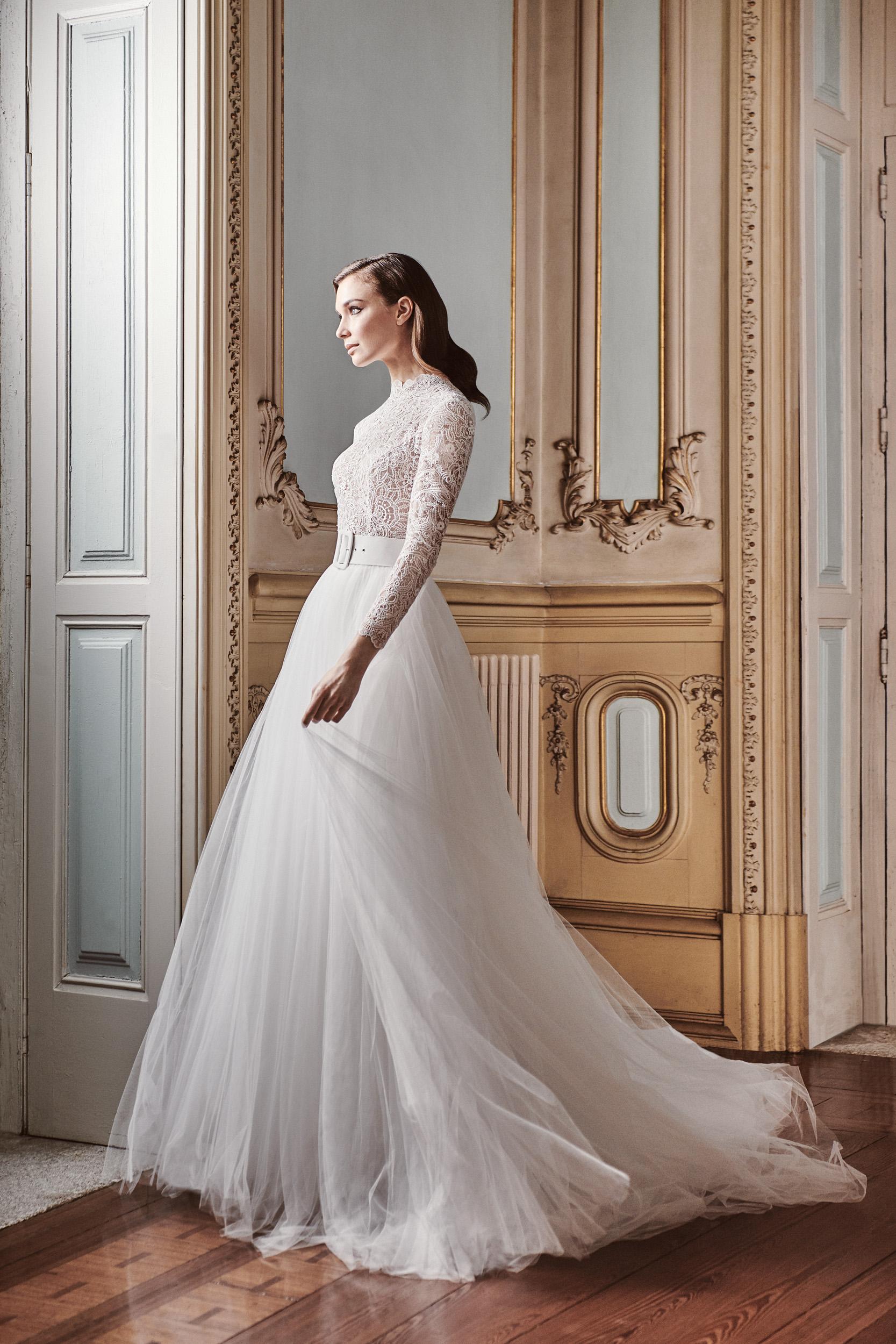 Vestido de novia 2021 - Lara - tul