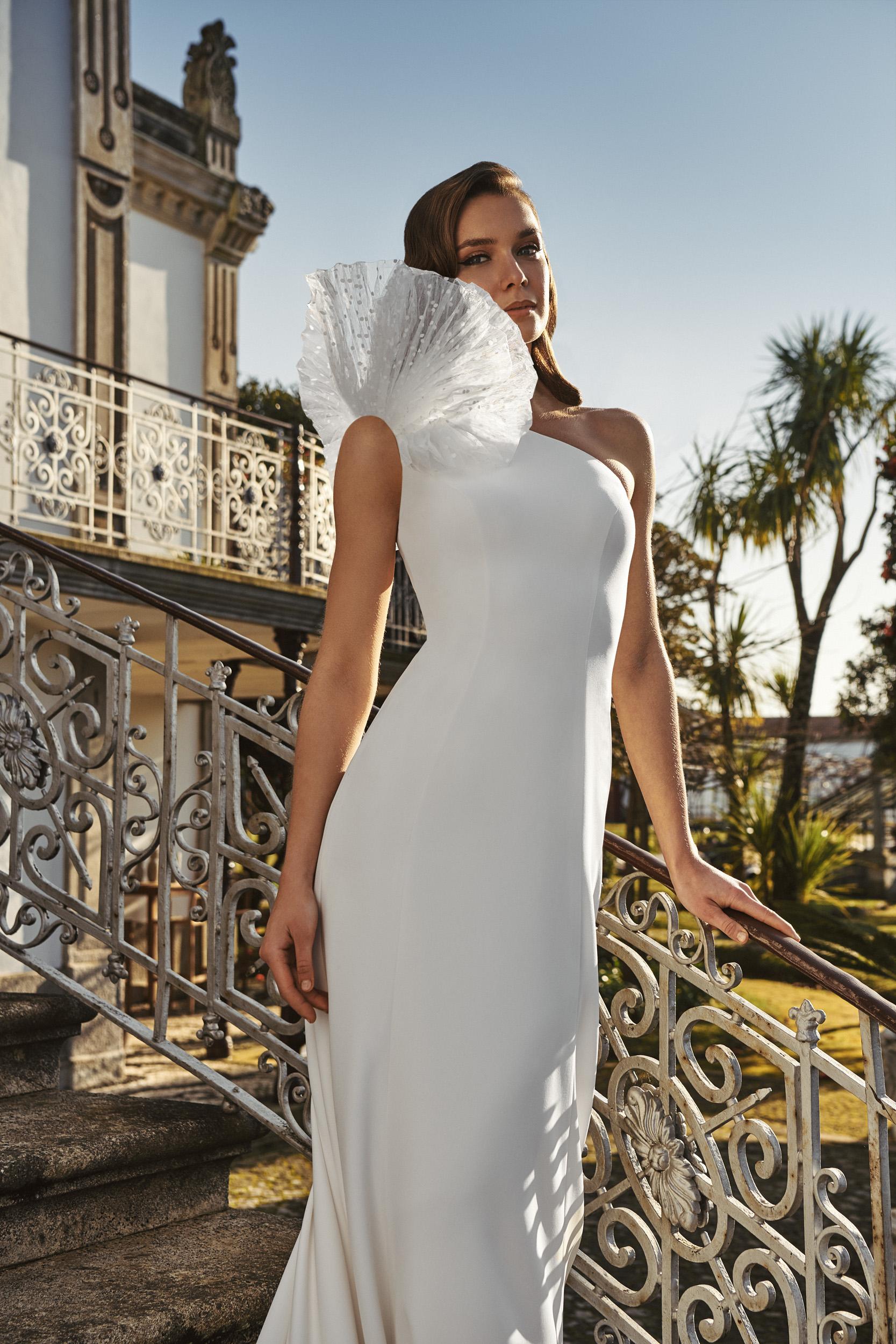 Vestido de novia 2021 - Latino - detalle