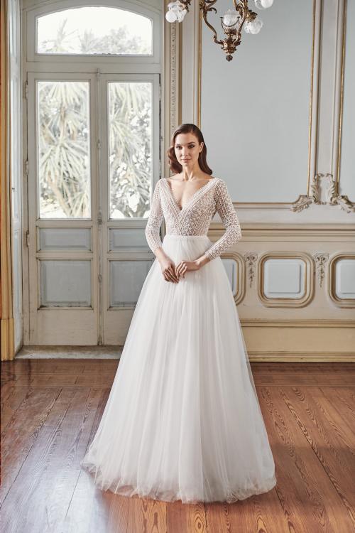 Vestido de novia 2021 - Leia