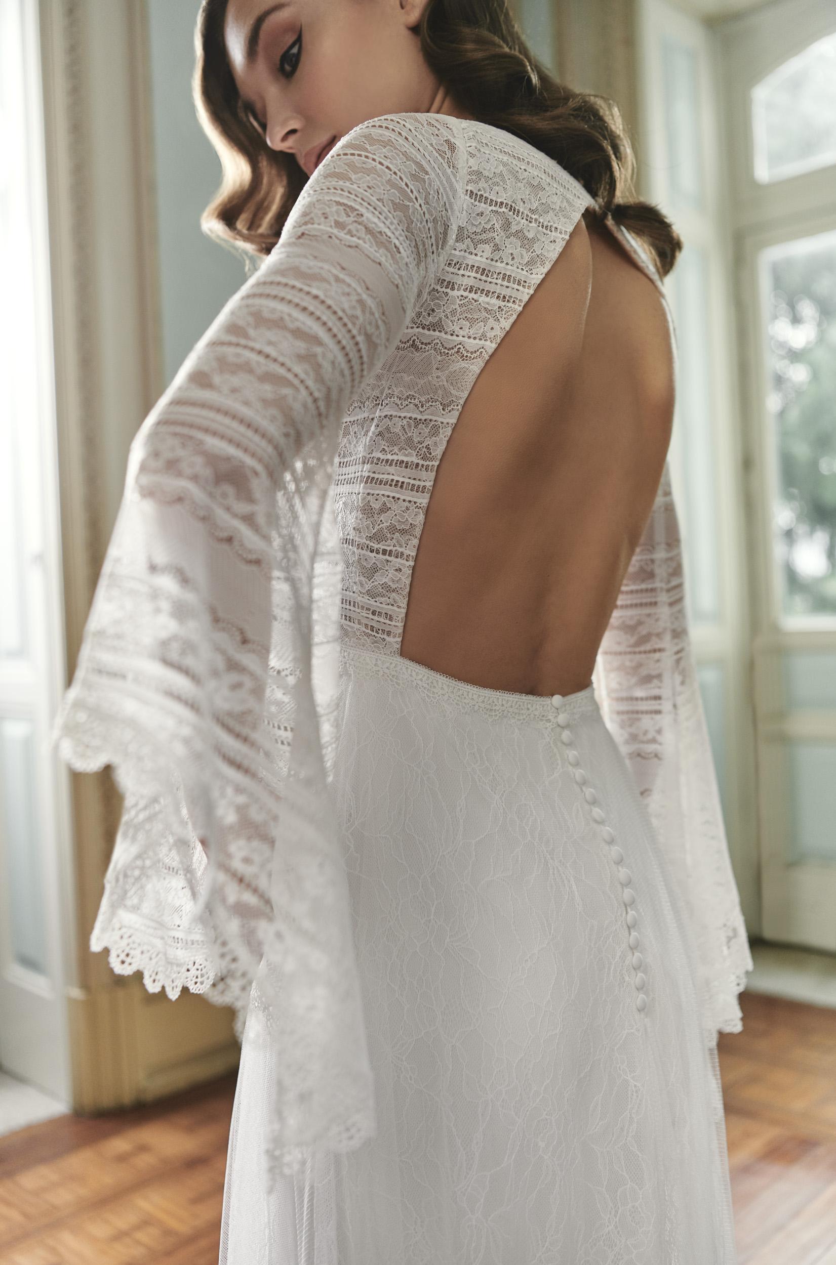 Vestido de novia 2021 - Lerma - detalle 2