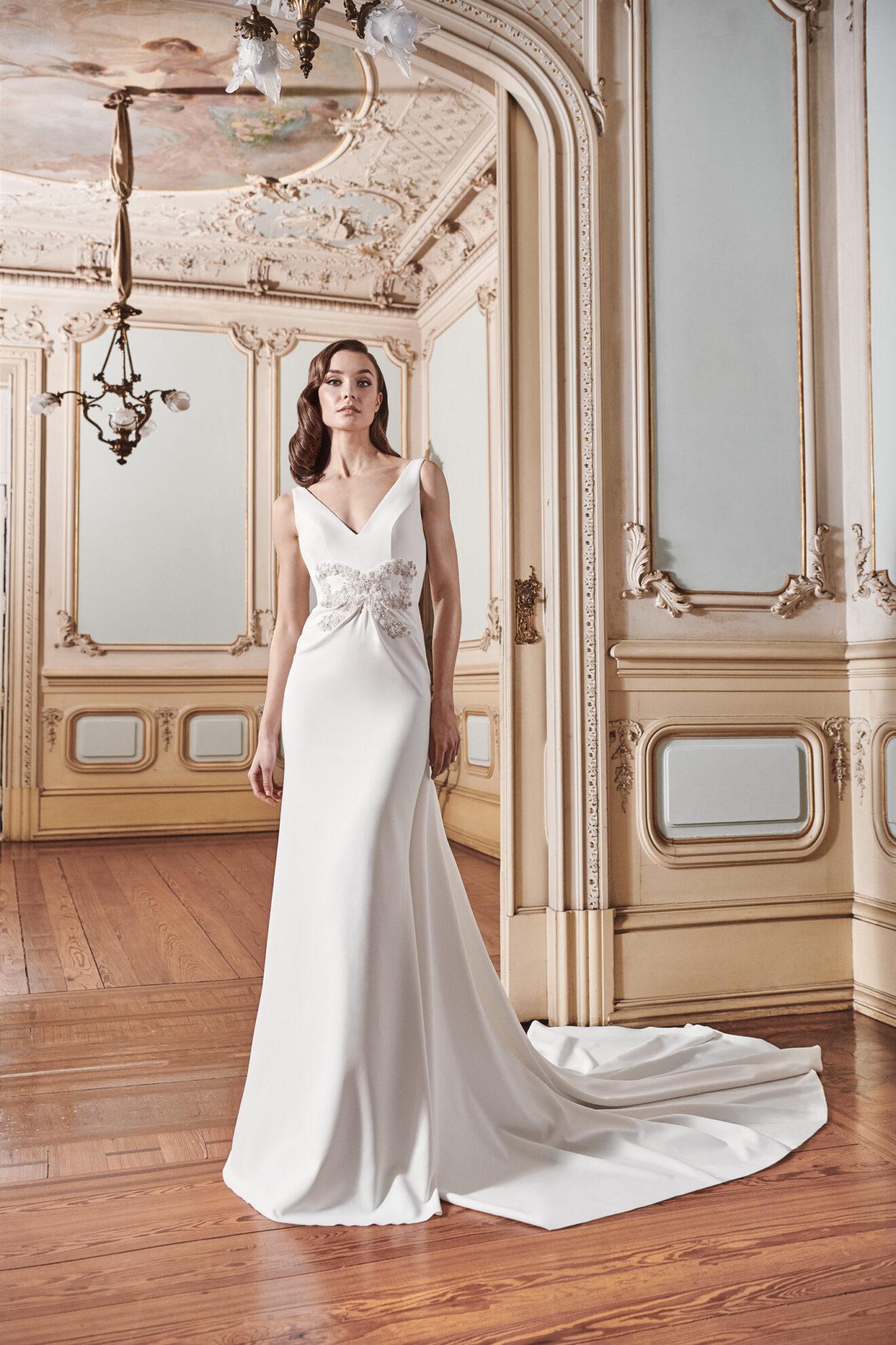 Vestido de novia 2021 - Liber