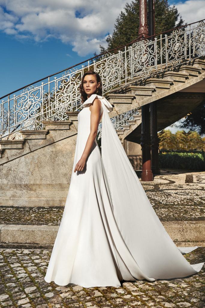 Vestido de novia 2021 - Lina