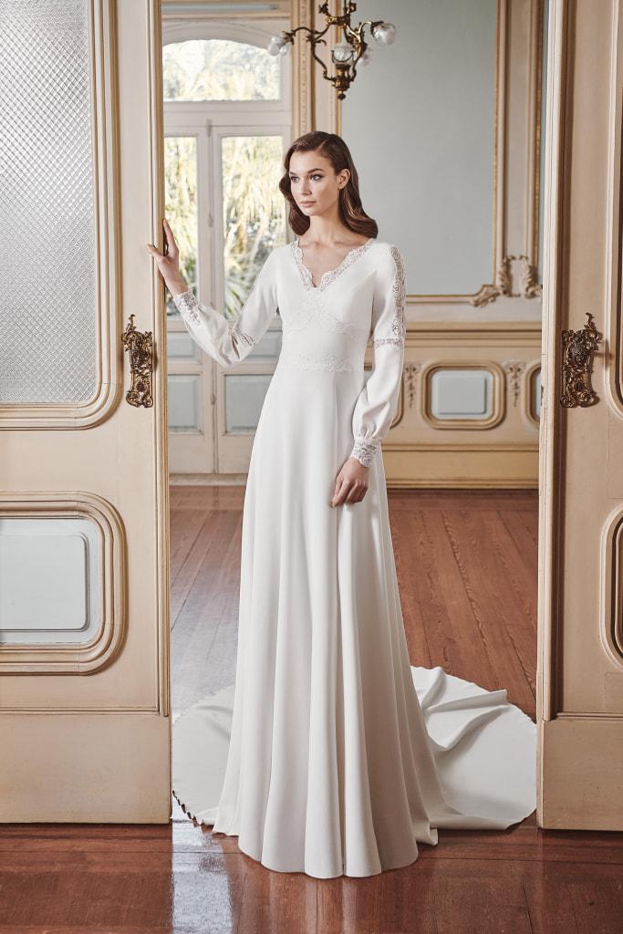 Vestido de novia 2021 - Linz