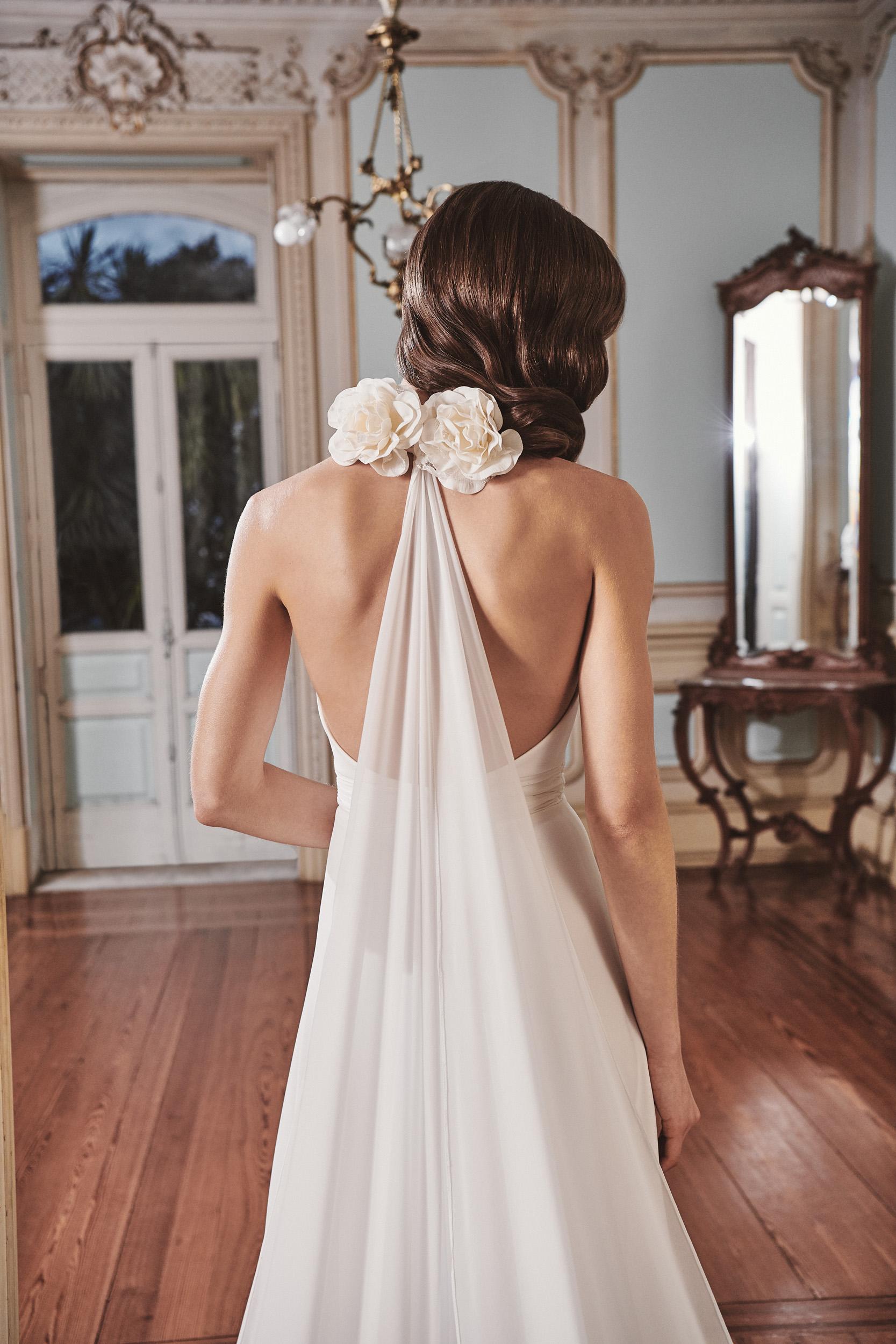 Vestido de novia 2021 - Lisboa - detalle
