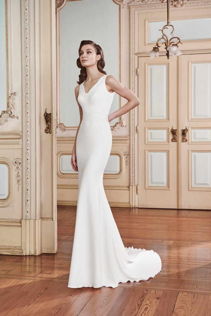 Vestido de novia 2021 - Liviano