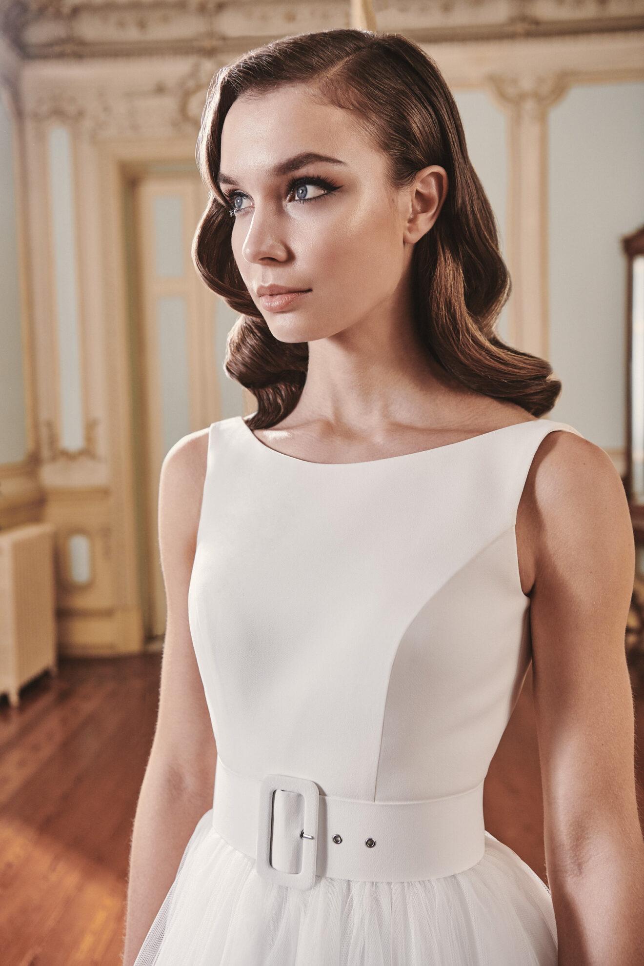 Cómo acertar con el escote del vestido de novia según tu figura