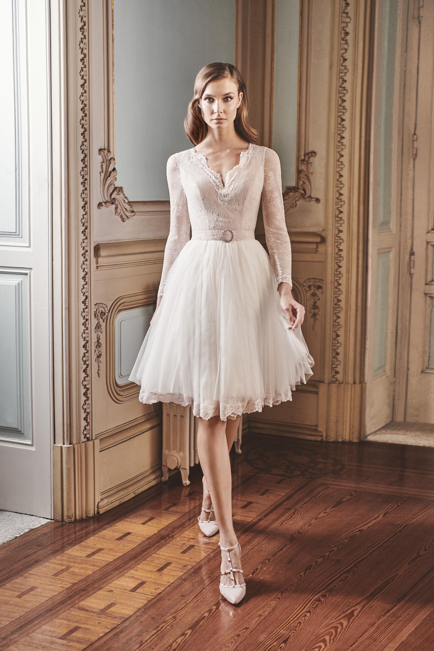Vestido de novia 2021 - Londres