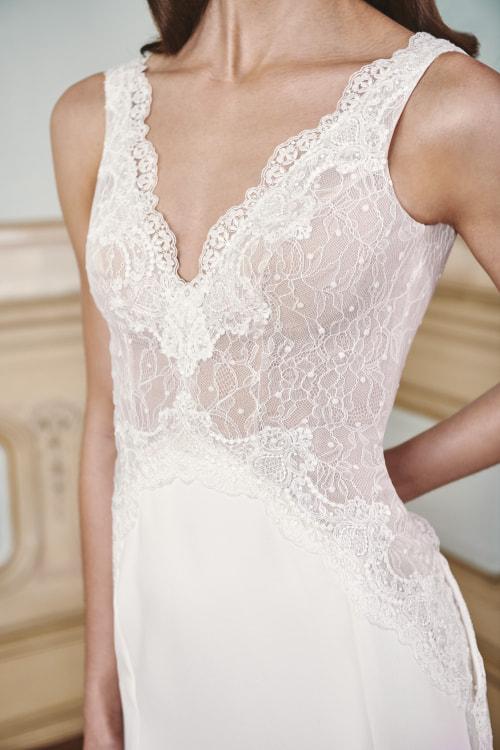 Vestido de novia 2021 - Louise - detalle