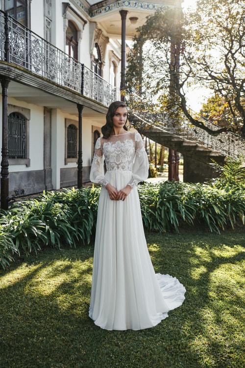 Vestido de novia 2021 - Luanda