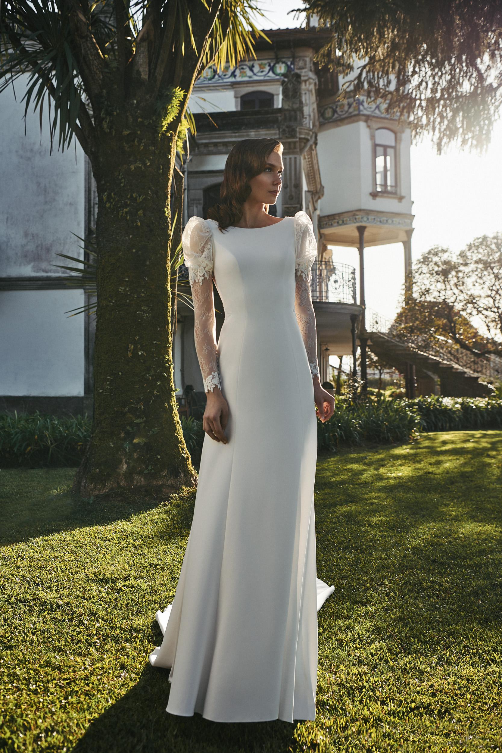 Vestido de novia 2021 - Lua