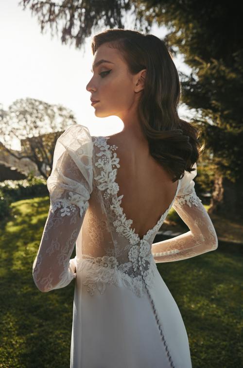 Vestido de novia 2021 - Lua - detalle