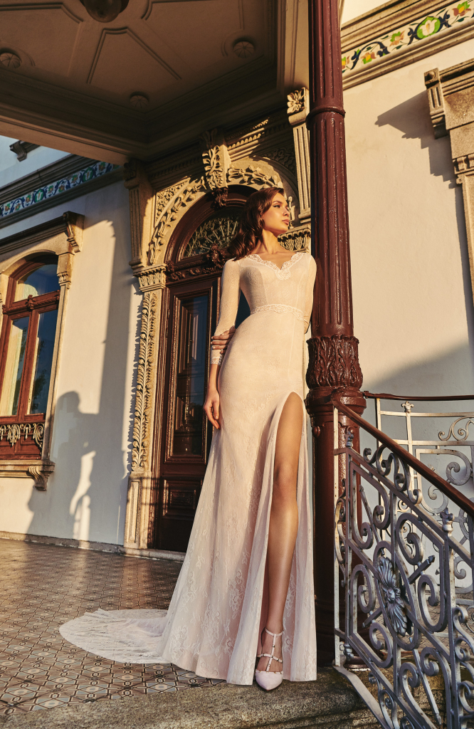 Vestido de novia 2021 - Luber