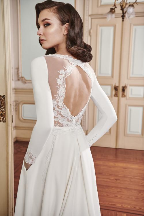 Vestido de novia 2021 - Lucia - detalle