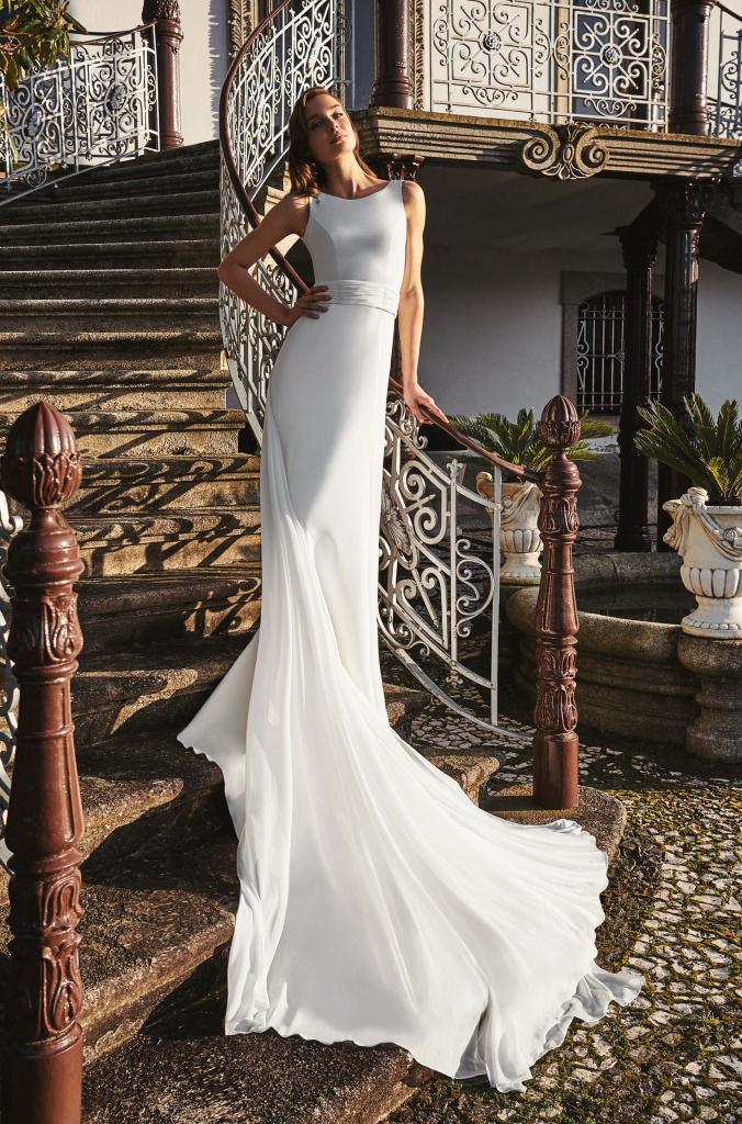 Vestido de novia 2021 - Luna 2
