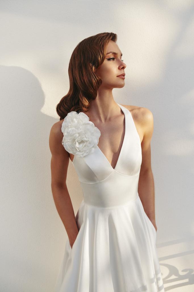 Vestido de novia 2021 - Luxemburgo - detalle