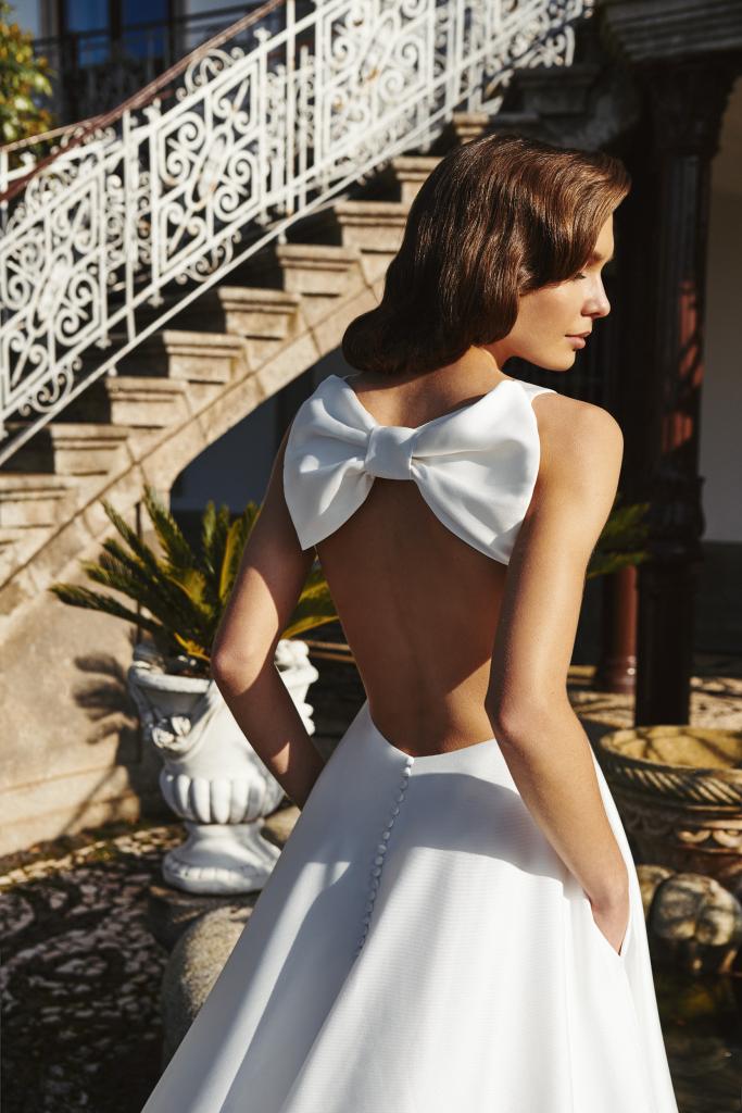 Vestido de novia 2021 - Luxor - detalle