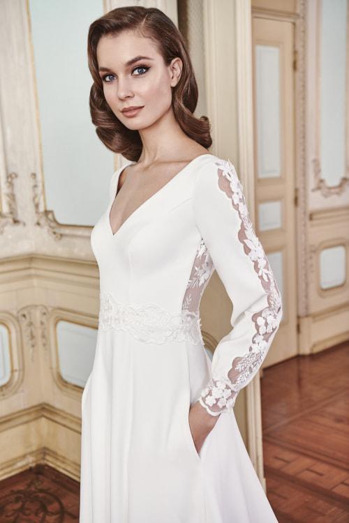 Vestido de novia 2021 - Lyric - detalle