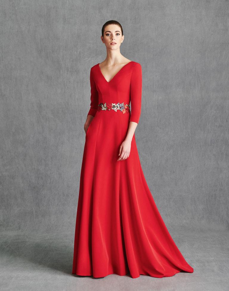Vestidos de Fiesta 2020 - Silvia Fernandez Atelier - SFT01F02008