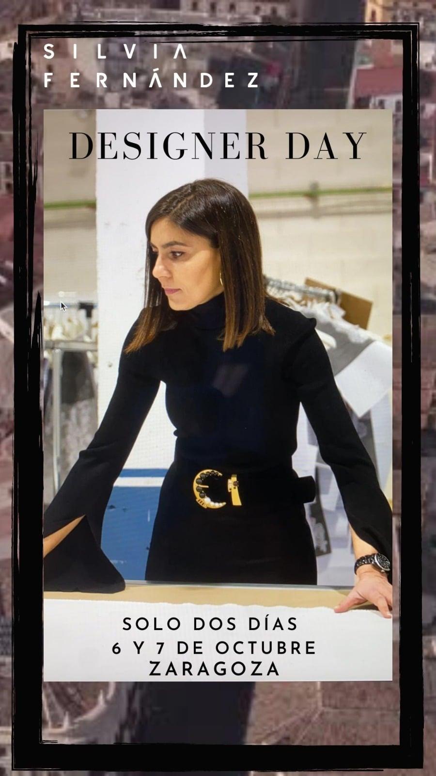 Vestidos de novia - Silvia Fernandez Atelier - DESIGNER DAY