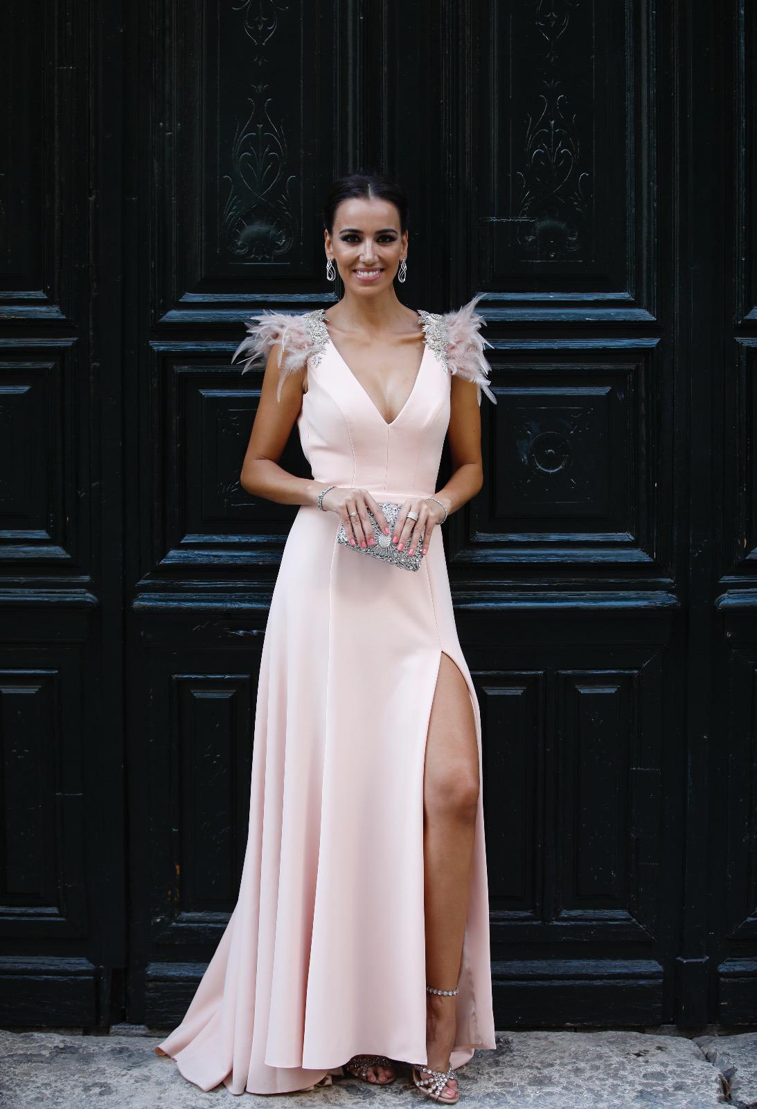 Vestido de Fiesta - Silvia Nistal