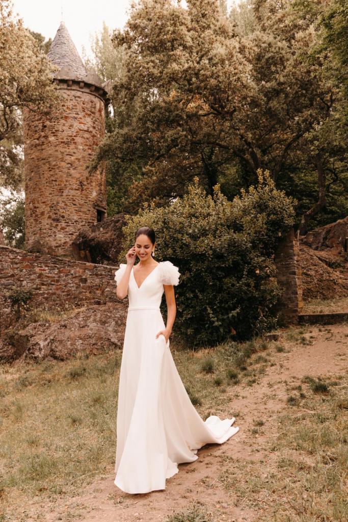 Vestidos de novia 2022 Silvia Fernandez Divertido 103