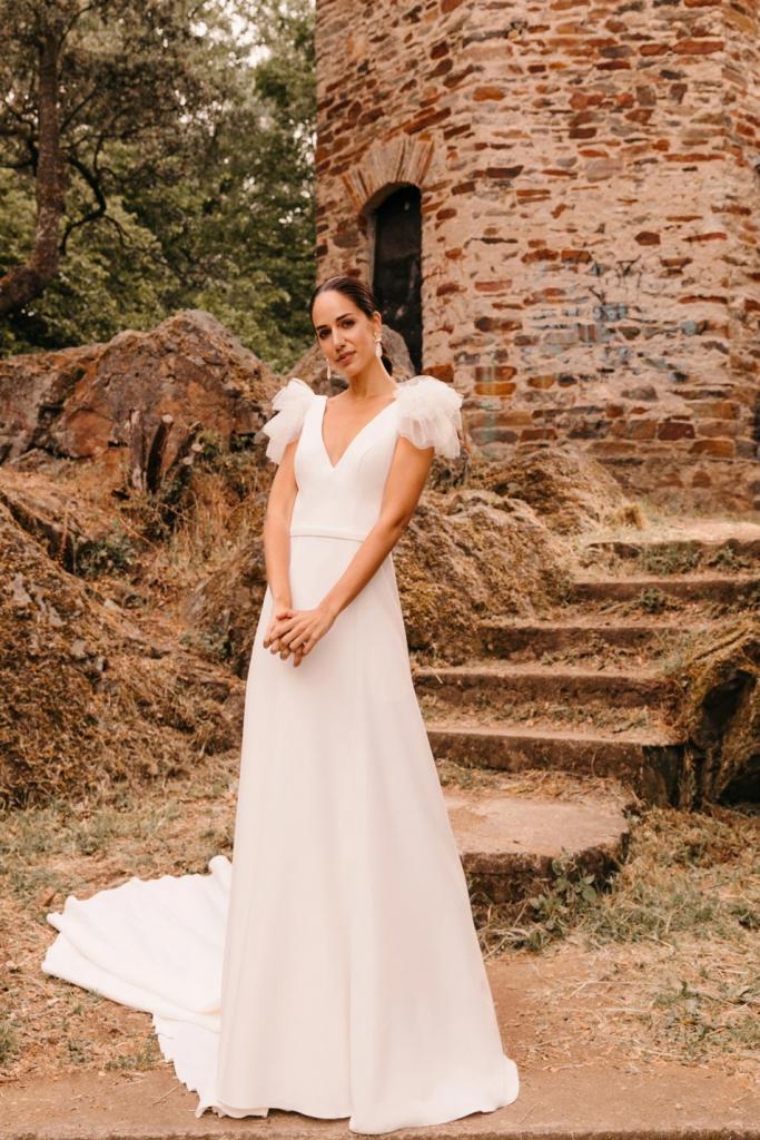 Vestidos de novia 2022 Silvia Fernandez Divertido 64