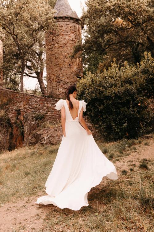 Vestidos de novia 2022 Silvia Fernandez Divertido 93