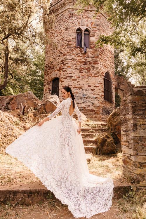 Vestidos de novia 2022 Silvia Fernandez Duna 114