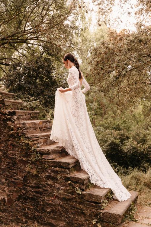 Vestidos de novia 2022 Silvia Fernandez Duna 63