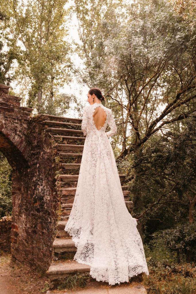 Vestidos de novia 2022 Silvia Fernandez Duna 67