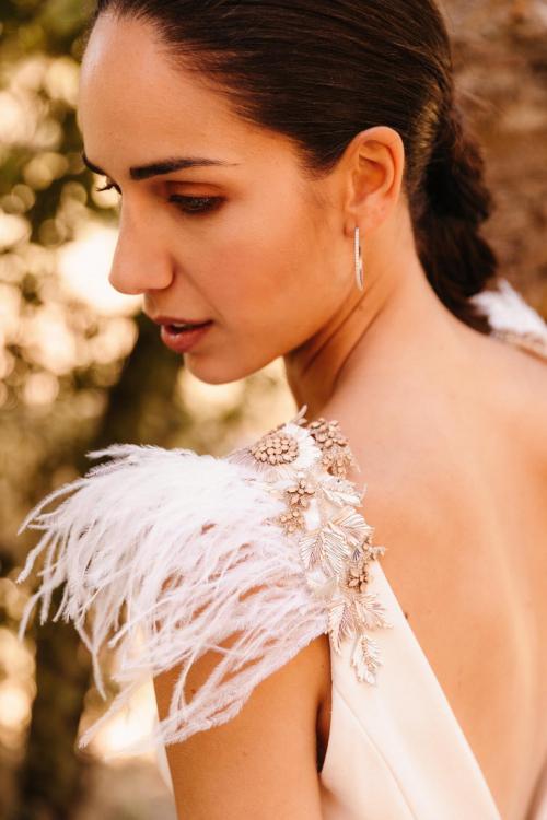 Vestidos de novia 2022 Silvia Fernandez Elle 10