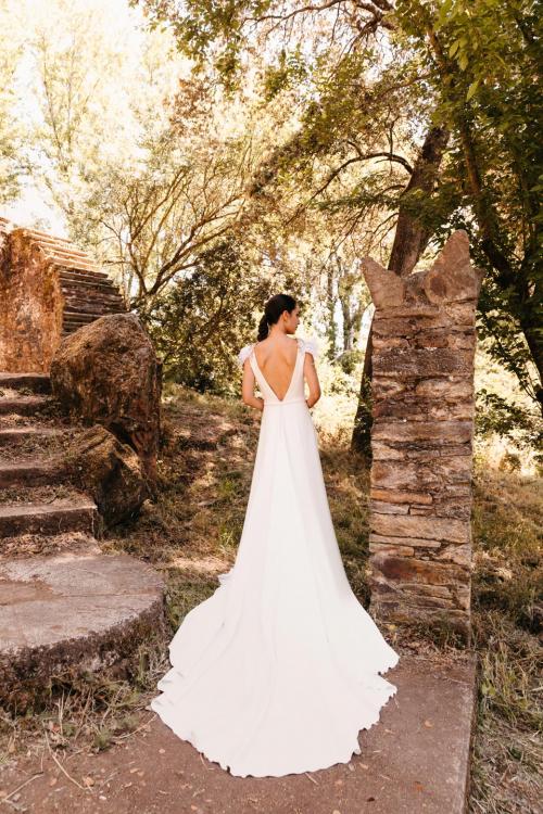Vestidos de novia 2022 Silvia Fernandez Elle 9