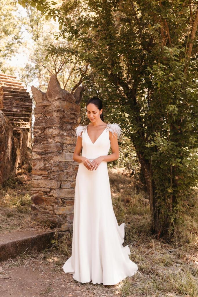 Vestidos de novia 2022 Silvia Fernandez Elle 24