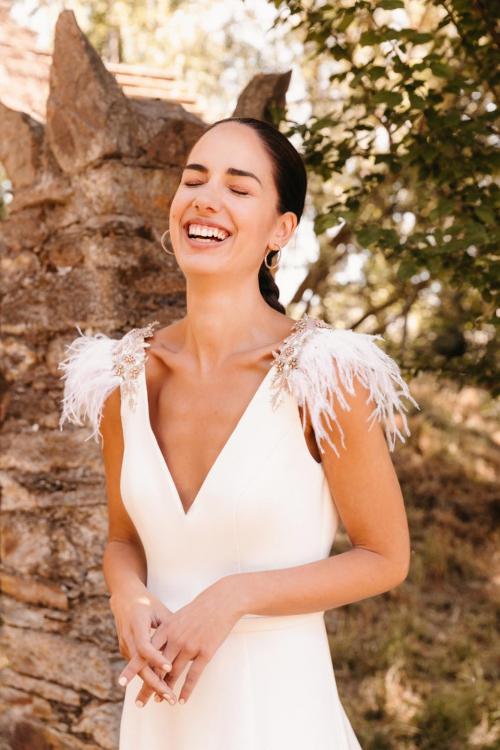 Vestidos de novia 2022 Silvia Fernandez Elle 30