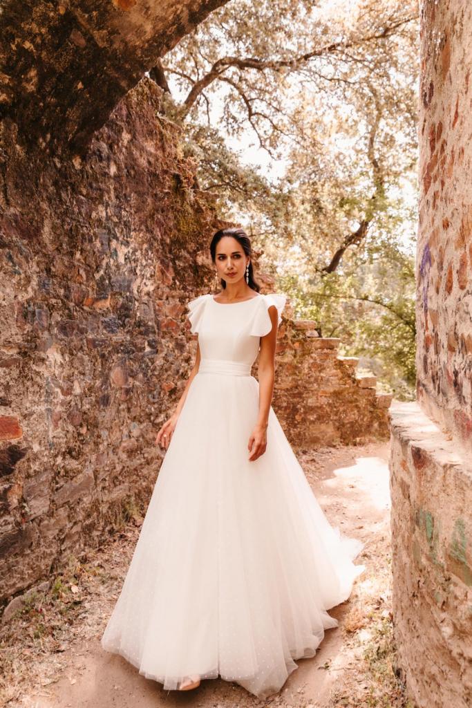 Vestidos de novia 2022 Silvia Fernandez Dalila 61
